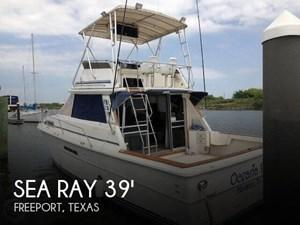 Sea Ray 1983