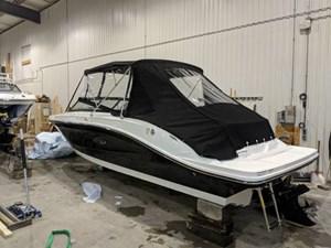 Sea Ray 230 SPX 2018