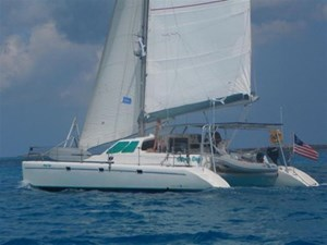 VOYAGE YACHTS 430 Owner's Version 1998