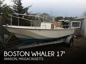 Boston Whaler 1974