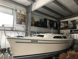 Catalina 250 Water Ballast 1996