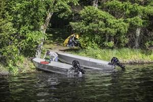 Crestliner 1468WT Outreach Walkthrough - Utility Boat 2018