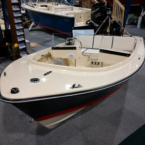 Rossiter 14 Dual Console 2018
