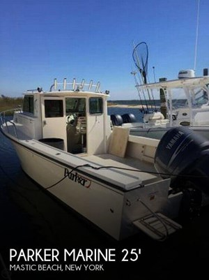 Parker Marine 2008