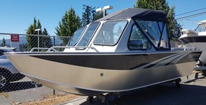 Northwest Boats 187 Compass Outboard 2018