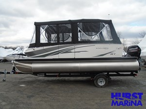 Escape Pontoons RT 2200 Twin 2018