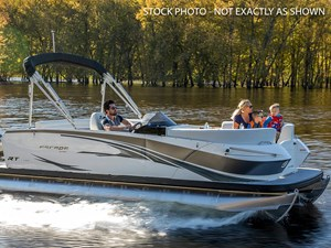 Escape Pontoons RT 2200 Triple 2018