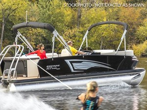 Escape Pontoons RT 2400 Twin Cruise 2018
