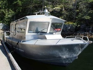 Custom Sport Fishing Work Charter 2004