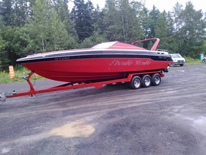 Chris-Craft Stinger 1986
