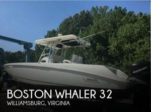 Boston Whaler 2005