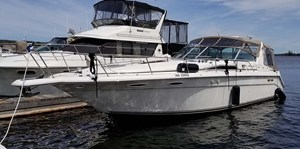Sea Ray 350 SUNDANCER 1991