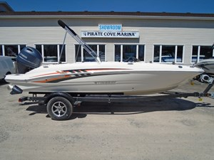 Stingray 182SC with Fishing Package 2018