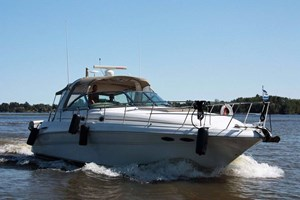 Sea Ray 410 SUNDANCER 2000