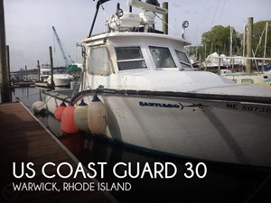 US Coast Guard 1968