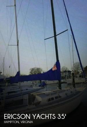 Ericson Yachts 1981