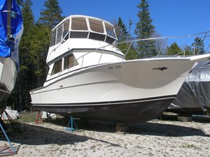 Viking Yachts Convertible 1985