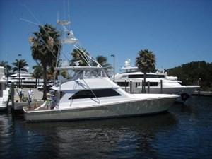 Viking Yachts 2001