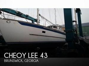 Cheoy Lee 1982