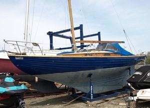 NORDIC FOLKBOAT Sailboat 1967