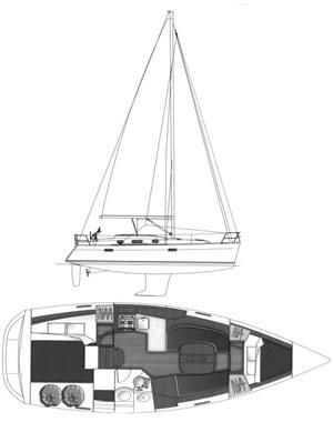 Beneteau Oceanis 343 2007