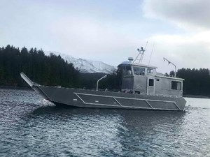 Commercial Landing Craft, Barge 2017