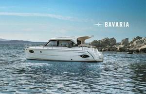 Bavaria BAVARIA E40 SEDAN VOLVO D4-300 2018
