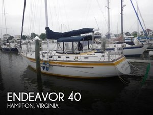 Endeavour 1982