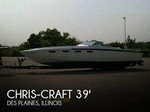 Chris-Craft 1982