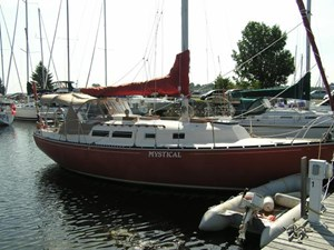 Ontario Yachts 32 1981