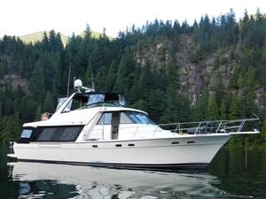 Bayliner 4788 Pilot House Motoryacht 1999