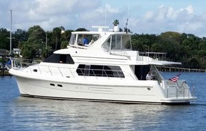 Hampton Yachts 558 Pilothouse 2006