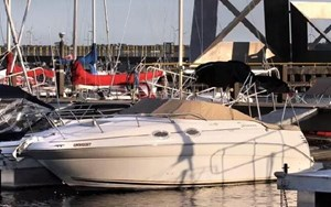 Sea Say Sundancer 260 2000