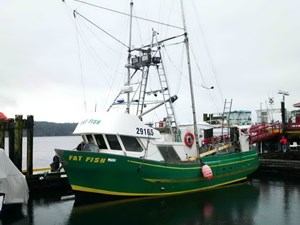 Gooldrup Licenced Combination Fishing Vessel Package 1988