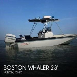 Boston Whaler 1980