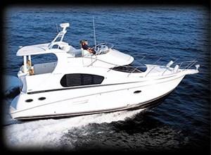 SILVERTON 35 Motor Yacht 2004