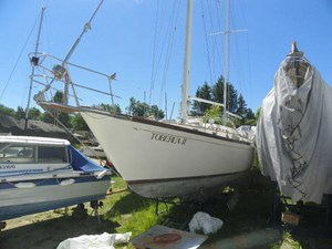 Whitby Yachts Whitby 42 cutter ketch 1982