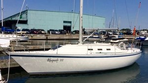 CS Yachts CS 33 1985