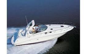 Sea Ray 340 SUNDANCER 2001