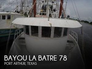 Bayou La Batre 1980