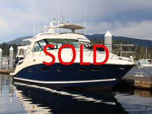 Sea Ray 450 Sundancer 2010