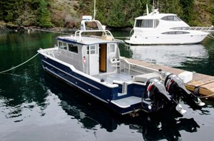 Custom Hickman Sea Sled 2003