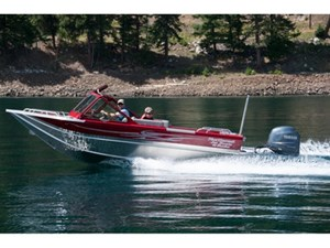 Northwest Boats 206 Freedom Outboard 2018