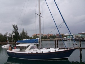 1976 Caribbean Sailing Yachts CSY 44 - Sale Pending