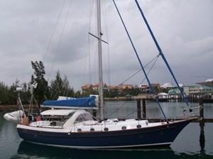 1976 Caribbean Sailing Yachts CSY 44
