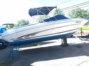 Sea Ray 210 Bowrider 1998