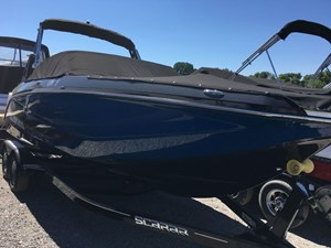 Scarab 215 Identity Jet Twin Rotax 200HP WB Tower Trailer 2019