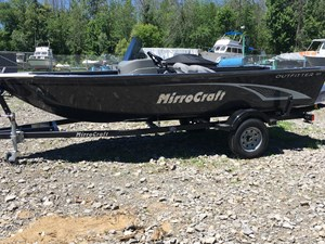MirroCraft 165SC Outfitter 2018