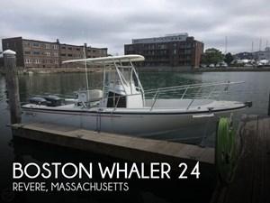 Boston Whaler 1995