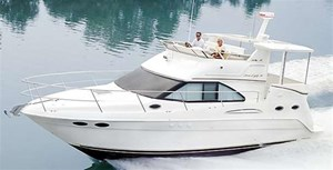 Sea Ray 380 Aft Cabin 1999